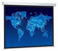 Экран Cactus 150x150см Wallscreen CS-PSW-150x150 1:1 настенно-потолочный рулонный белый