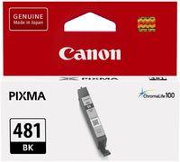 Картридж струйный Canon CLI-481 BK 2101C001 черный для Canon Pixma TS6140/TS8140TS/TS9140/TR7540/TR8540