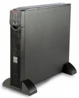 Источник бесперебойного питания APC Smart-UPS RT SURT1000XLI 700Вт 1000ВА черный