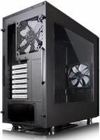Корпус Fractal Design Define S Window черный без БП ATX 6x120mm 6x140mm 1x180mm 2xUSB3.0 audio bott PSU