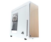 Корпус Zalman R1 белый без БП ATX 2x120mm 2xUSB2.0 1xUSB3.0 audio front door bott PSU