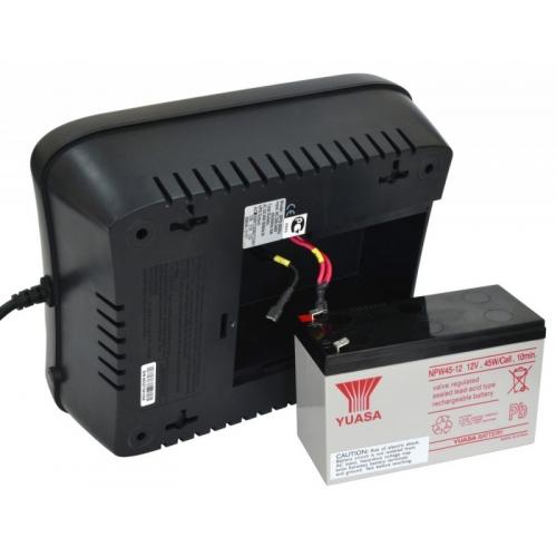 Источник бесперебойного питания Powercom Spider SPD-850U 510Вт 850ВА черный