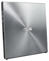 Привод DVD-RW Asus SDRW-08U5S-U/SIL/G/AS серебристый USB внешний RTL
