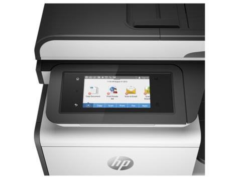 МФУ струйный HP PageWide Pro 477dw (D3Q20B) A4 Duplex Net WiFi USB RJ-45 черный