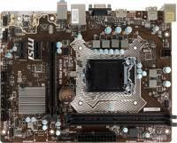 Материнская плата MSI H110M PRO-VH Soc-1151 Intel H110 2xDDR4 mATX AC`97 8ch(7.1) GbLAN+VGA+HDMI