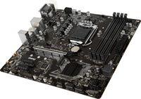 Материнская плата MSI B360M PRO-VDH Soc-1151v2 Intel B360 4xDDR4 mATX AC`97 8ch(7.1) GbLAN+VGA+DVI+HDMI