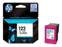 Картридж струйный HP 122 CH562HE многоцветный (100стр.) для HP DJ 1050A/2050A/3000