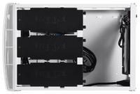 Корпус Fractal Design Node 304 белый без БП miniITX 2x92mm 1x140mm 2xUSB3.0 audio bott PSU