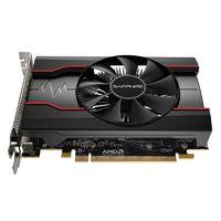 Видеокарта Sapphire PCI-E 11268-01-20G RX 550 4G OC AMD Radeon RX 550 4096Mb 128bit GDDR5 1206/7000 DVIx1/HDMIx1/DPx1/HDCP Ret