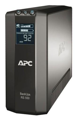 Источник бесперебойного питания APC Back-UPS Pro BR550GI 330Вт 550ВА черный