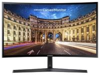 """Монитор Samsung 27"""" C27F396FHI черный VA LED 16:9 HDMI матовая 250cd 178гр/178гр 1920x1080 D-Sub FHD 4.1кг"""