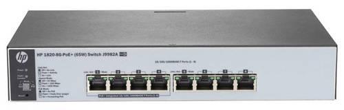 Коммутатор HPE OfficeConnect 1820 J9982A 8G 4PoE+ 65W