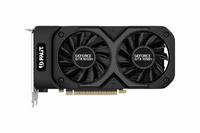 Видеокарта Palit PCI-E PA-GTX1050Ti Dual OC 4G nVidia GeForce GTX 1050TI 4096Mb 128bit GDDR5 1366/7000 DVIx1/HDMIx1/DPx1/HDCP Ret