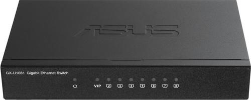 Коммутатор Asus GX-U1081 8G неуправляемый