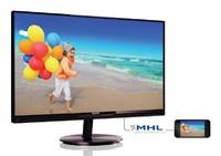 """Монитор Philips 27"""" 274E5QHSB (00/01) черный IPS LED 16:9 HDMI матовая 250cd 1920x1080 D-Sub FHD 5.1кг"""