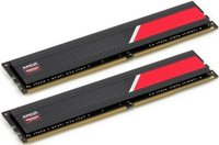 Память DDR4 2x4Gb 2133MHz AMD R748G2133U1K RTL PC4-17000 CL15 DIMM 288-pin 1.2В