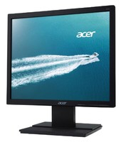 """Монитор Acer 17"""" V176Lb черный TN+film LED 5ms 5:4 полуматовая 250cd 170гр/160гр 1280x1024 D-Sub 2.21кг"""