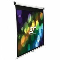 Экран Elite Screens 115x204см M92XWH 16:9 настенно-потолочный рулонный белый