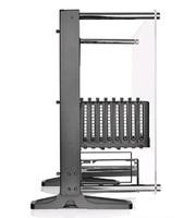 Корпус Thermaltake Core P3 черный без БП ATX 3x120mm 3x140mm 2xUSB2.0 2xUSB3.0 audio bott PSU