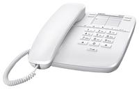Телефон проводной Gigaset DA310 белый