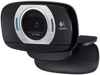 Камера Web Logitech HD C615 черный (1920x1080) USB2.0 с микрофоном