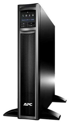 Источник бесперебойного питания APC Smart-UPS X SMX750I 600Вт 750ВА черный
