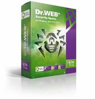 ПО DR.Web Security Space 1-Desktop 1 year Base Box (BHW-B-12M-1-A3)