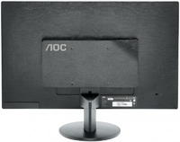"Монитор AOC 21.5"" Value Line E2270SWDN(00/01) черный TN+film LED 5ms 16:9 DVI матовая 700:1 200cd 1920x1080 D-Sub FHD 3.45кг"