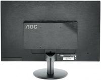 "Монитор AOC 21.5"" Value Line E2270SWDN(00/01) черный TN+film LED 5ms 16:9 DVI матовая 700:1 200cd 1920x1080 D-Sub FHD 3.45кг"