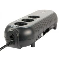 Источник бесперебойного питания Powercom WOW 700U 350Вт 700ВА черный