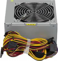 Блок питания Accord ATX 500W ACC-500W-12 (24+4+4pin) APFC 120mm fan 4xSATA