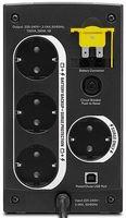 Источник бесперебойного питания APC Back-UPS BX700U-GR 390Вт 700ВА черный