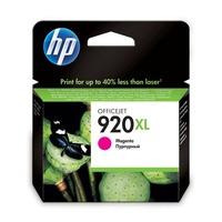 Картридж струйный HP 920XL CD973AE пурпурный (700стр.) для HP OJ 6000/6500
