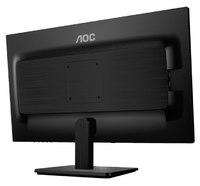 """Монитор AOC 18.5"""" Professional E975SWDA(00/01) черный TN+film LED 5ms 16:9 DVI M/M матовая 250cd 1366x768 D-Sub HD READY 2.4кг"""