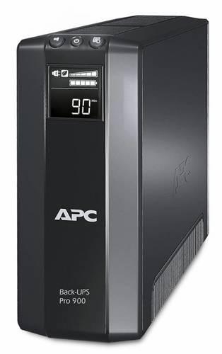 Источник бесперебойного питания APC Back-UPS Pro BR900G-RS 540Вт 900ВА черный