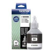 Картридж струйный Brother BT6000BK черный для Brother DCP-T300/T500W/T700W (6000стр.)