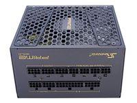 Блок питания Seasonic ATX 750W PRIME ULTRA GOLD SSR-750GD2 80+ gold (24+4+4pin) APFC 135mm fan 8xSATA Cab Manag RTL