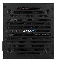 Блок питания Aerocool ATX 650W VX-650 PLUS (24+4+4pin) 120mm fan 3xSATA RTL