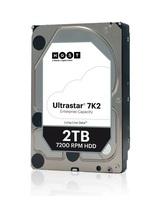 """Жесткий диск HGST SATA-III 2Tb 1W10002 HUS722T2TALA604 Ultrastar 7K2 (7200rpm) 128Mb 3.5"""""""