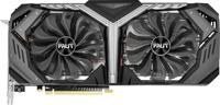 Видеокарта Palit PCI-E PA-RTX2070 GAMEROCK 8G nVidia GeForce RTX 2070 8192Mb 256bit GDDR6 1410/14000/HDMIx1/DPx3/Type-Cx1/HDCP Ret
