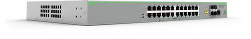 Коммутатор Allied Telesis AT-FS980M/28-50 24x100Mb 4SFP управляемый