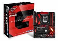 Материнская плата Asrock H270 PERFORMANCE Soc-1151 Intel H270 4xDDR4 ATX AC`97 8ch(7.1) GbLAN RAID+VGA+DVI+HDMI