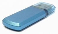 Флеш Диск Silicon Power 16Gb Helios 101 SP016GBUF2101V1B USB2.0 синий