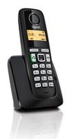 Р/Телефон Dect Gigaset A220 черный АОН