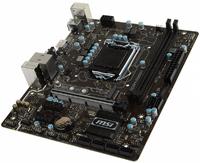 Материнская плата MSI B250M PRO-VH Soc-1151 Intel B250 2xDDR4 mATX AC`97 8ch(7.1) GbLAN+VGA+HDMI