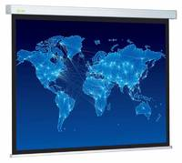 Экран Cactus 152x203см Wallscreen CS-PSW-152x203 4:3 настенно-потолочный рулонный белый