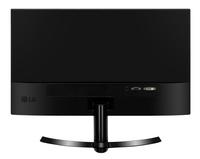 "Монитор LG 23.8"" 24MP58D-P черный IPS LED 16:9 DVI матовая 250cd 1920x1080 D-Sub FHD 3.2кг"