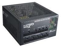 Блок питания Seasonic ATX 400W SS-400FL2 80+ platinum (24+4+4pin) APFC 6xSATA Cab Manag RTL