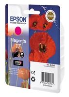 Картридж струйный Epson T1704 C13T17044A10 желтый (3.2мл) для Epson XP33/203/303