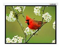 Экран Lumien 305x305см Master Picture LMP-100107 1:1 настенно-потолочный рулонный
